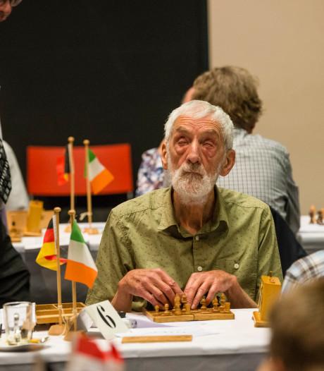 Blind of niet, schaken doe je vooral in je hoofd