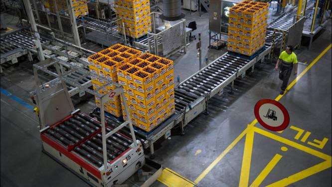 Corona-uitbraak bij AB InBev-brouwerij in Jupille: werknemer in coma, personeel legt het werk neer