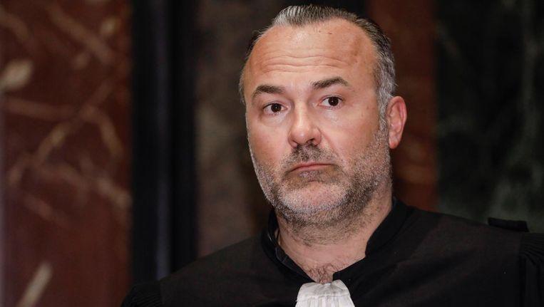 De Brusselse topadvocaat Olivier Martins (46).