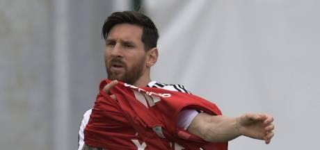 Staat Messi op voor dolende Argentijnen?