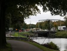 Brug bij nieuwe sluis 9 in Helmond alleen voor fietsers