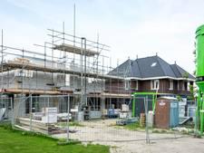 Beetje nieuwbouw in Westbroek