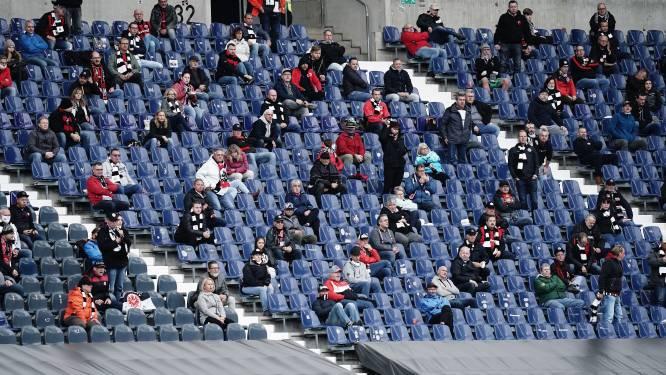 Vanaf 16 oktober algemeen rookverbod in Belgische stadions