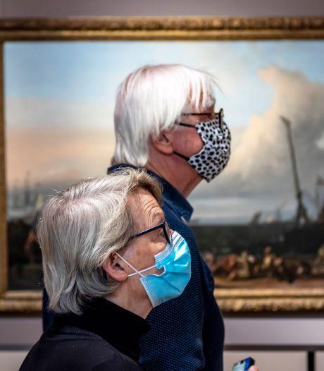Het Markiezenhof is geopend: 'Wat geinig, dat schilderij heb ik thuis ook hangen'