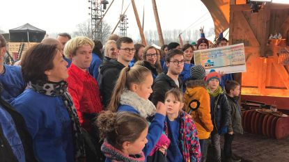 Crammerock en De Cramme schenken 10.000 euro aan Warmste Week