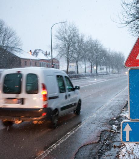Alerte au verglas: la Wallonie passe en phase de vigilance routière renforcée