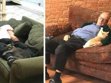 Vertederend dankwoord asiel: Terry (75) doet elke dag een dutje met de katjes