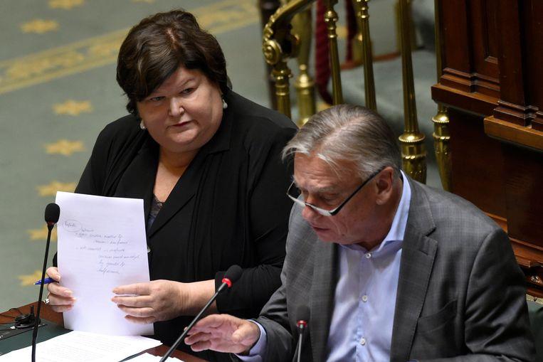 Maggie De Block (Open Vld) zei vandaag in de Kamer dat de overgangsperiode met een jaar zal worden verlengd.