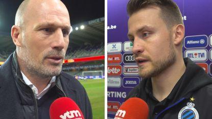 """REACTIES CLUB. Clement: """"Winnen op Anderlecht? Niet zo speciaal"""" - Mignolet: """"We hebben onze job gedaan"""""""