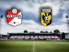 LIVE | Bliksemstart voor Vitesse: Buitink opent de score