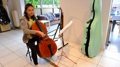 Anika (14) doet mee aan grootste celloconcert