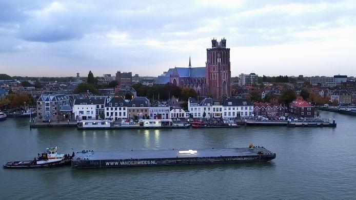 De eerste beelden van The Passion in Dordrecht.