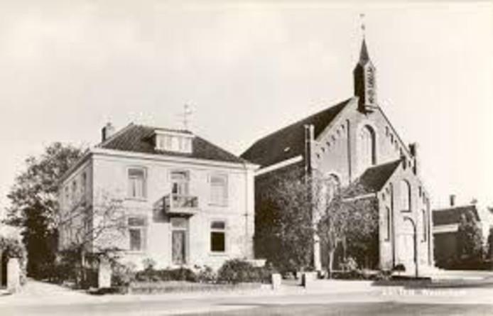 Foto ter illustratie: De Aaltense Westerkerk.