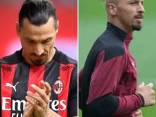 Is dit de nieuwe coupe van Zlatan Ibrahimovic?