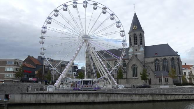 Reuzenrad komt volgend jaar terug naar Deinze