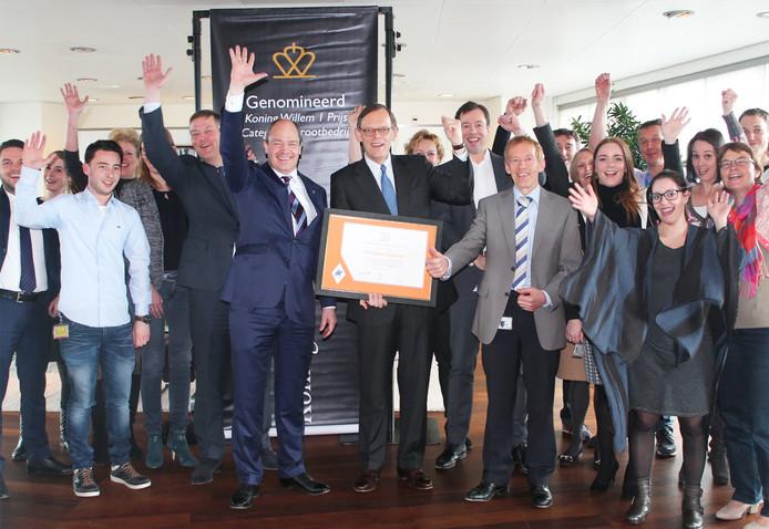 Philips genomineerd voor Koning Willem 1-prijs.