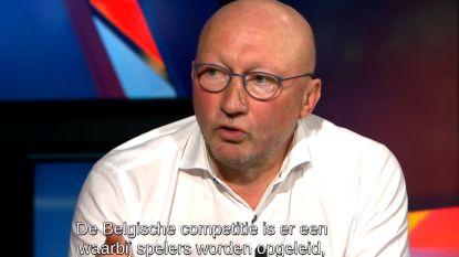 """Van Puyvelde: """"Op UEFA-niveau vinden ze de Jupiler Pro League de beste opleidingscompetitie"""""""
