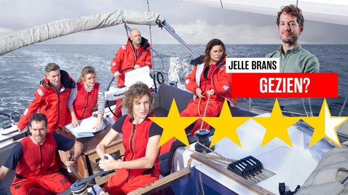 Otto-Jan Ham, Jani Kazaltzis, Charlotte Vandermeersch, Imke Courtois, Dominique Persoone en Imke Courtois.