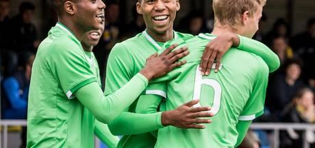 Vijf PSV-talenten naar EK onder 19