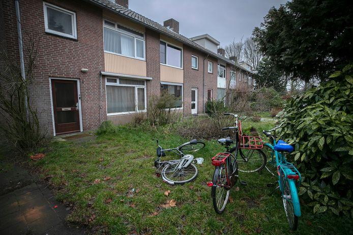 Eindhoven Adonispad studentenhuis