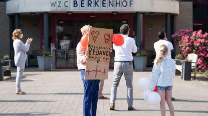 Gemeentebestuur van Heist applaudisseert voor personeel en bewoners woonzorgcentrum Berkenhof