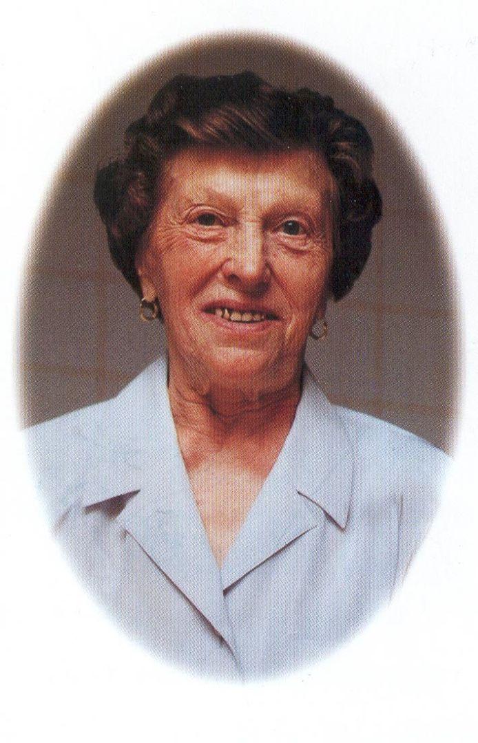 Maria 'Mieke Pap' Raeymaekers