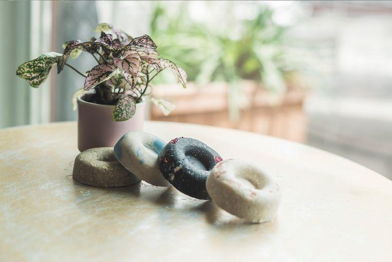 Enkele producten van Veganly