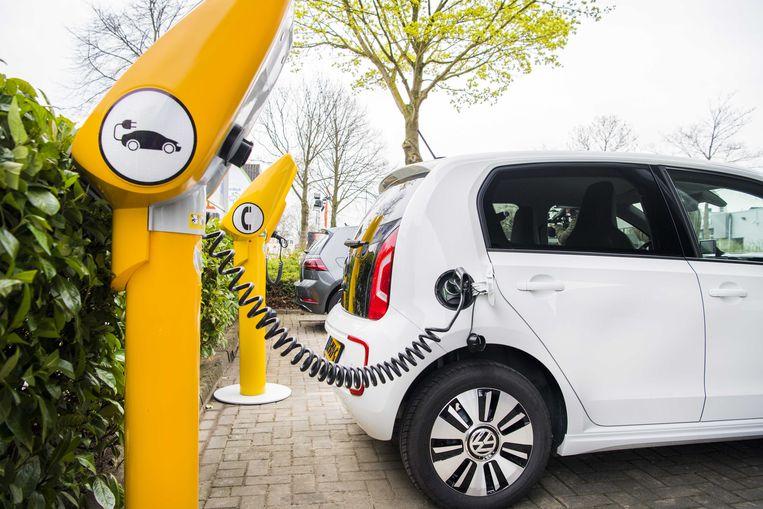 De Laadpaal Voor Elektrische Auto Die Nog Levens Kan Redden Ook Trouw