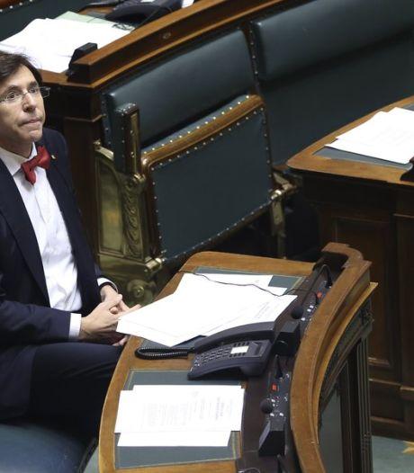 Di Rupo a répondu aux députés européens au sujet des réfugiés afghans