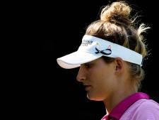 Golfster Van Dam vergroot voorsprong in Barcelona