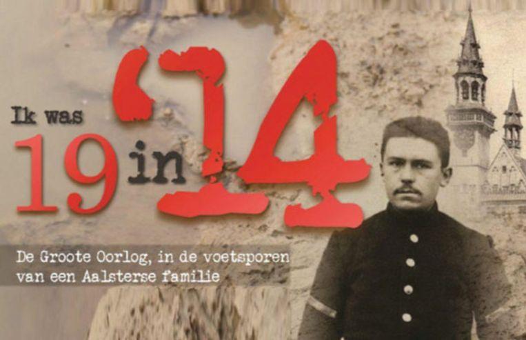 Het luisterspel 'Ik was 19 in 14' is zondag 11 november om 11 uur te beluisteren op Radio Lede.