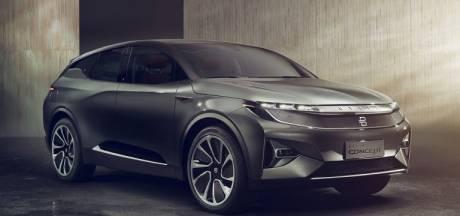 Innovatief Chinees automerk wil de wereld veroveren