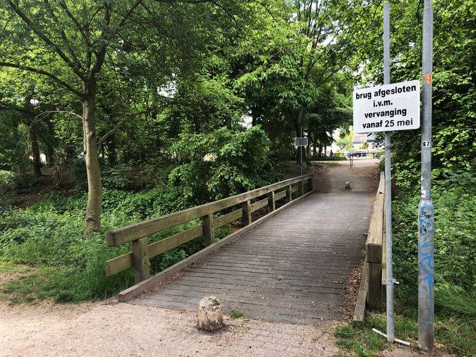 Deze brug tussen Landschrijversveld en Wijsthoek is vanaf 25 mei afgesloten.