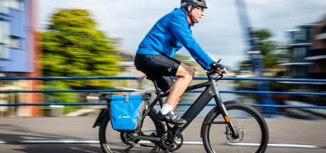 Snelle e-bike razend populair in provincie Utrecht: aantal speed pedelecs in drie jaar tijd verdubbeld