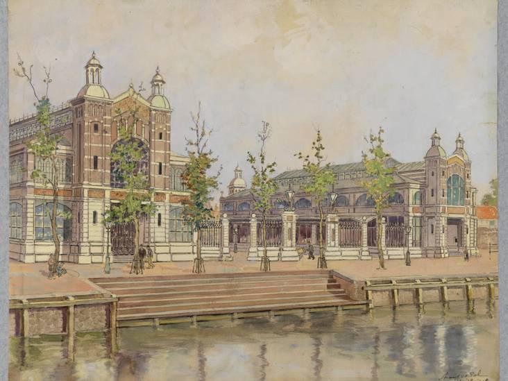 Toen & Nu: De hoek Catharijnesingel en het Vredenburg