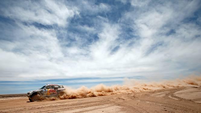 MINI is favoriet, Toyota getipt als outsider voor Dakar 2016