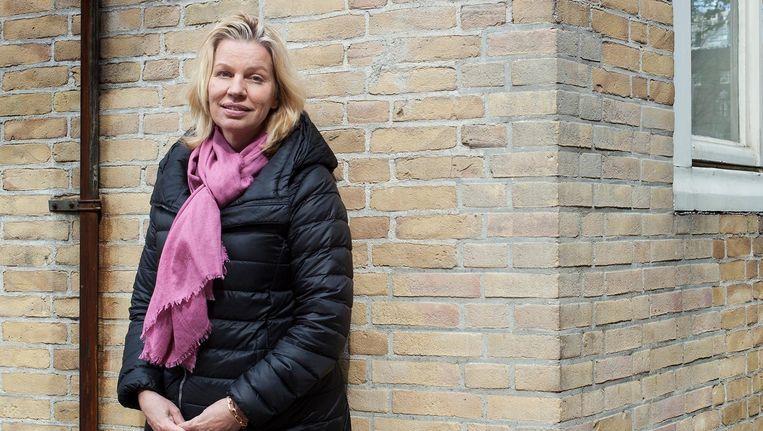 Annejet van der Zijl: 'Hoezo moet ik uit mijn schulp kruipen? Het is fijn in mijn schulp' Beeld Friso Keuris