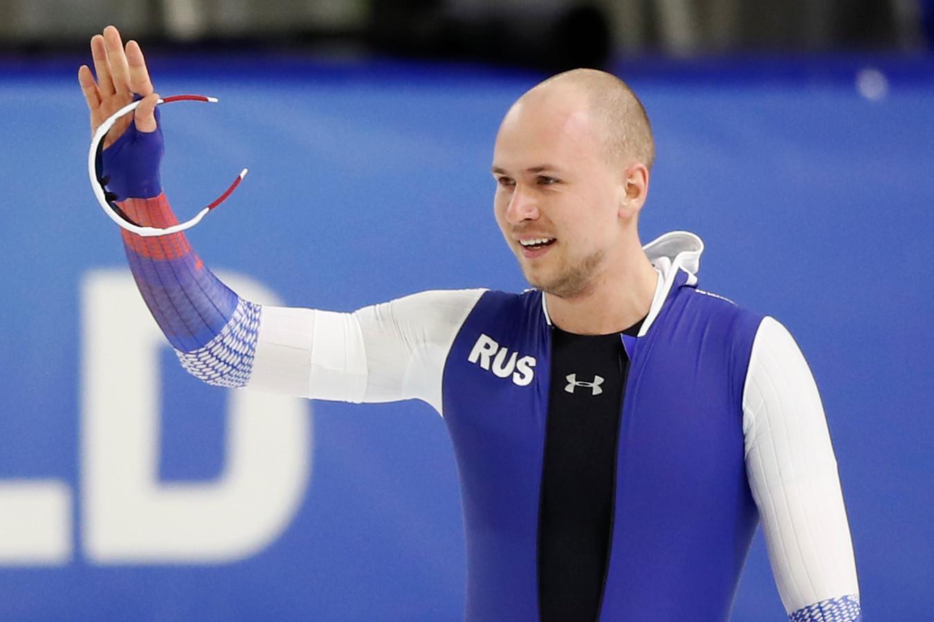 Pavel Koelizhnikov.
