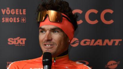 """Van Avermaet zet zichzelf net onder de drie topfavorieten voor de Ronde: """"Tweede passage Oude Kwaremont wordt heel belangrijk"""""""
