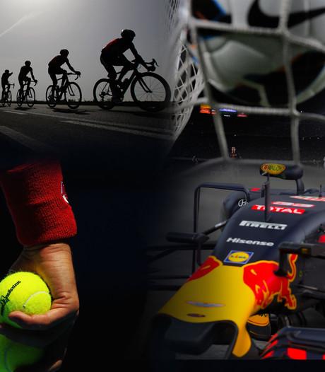 Sport Vandaag: F1, WK zwemmen en criterium in Heerlen
