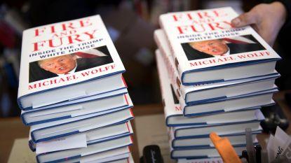 """Nederlandse vertaling van """"Fire and Fury"""" volgende week in Vlaamse boekenwinkels"""