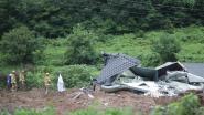 Opnieuw vier doden door aardverschuiving na hevige regen in Zuid-Korea