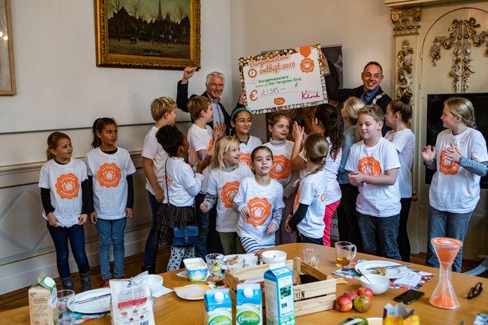 Er werd meer dan 20.000 euro opgehaald afgelopen week. Het bedrag voor Het Vergeten Kind zal in de komende weken nog oplopen: niet alle ingezamelde bedragen zijn al bekend.