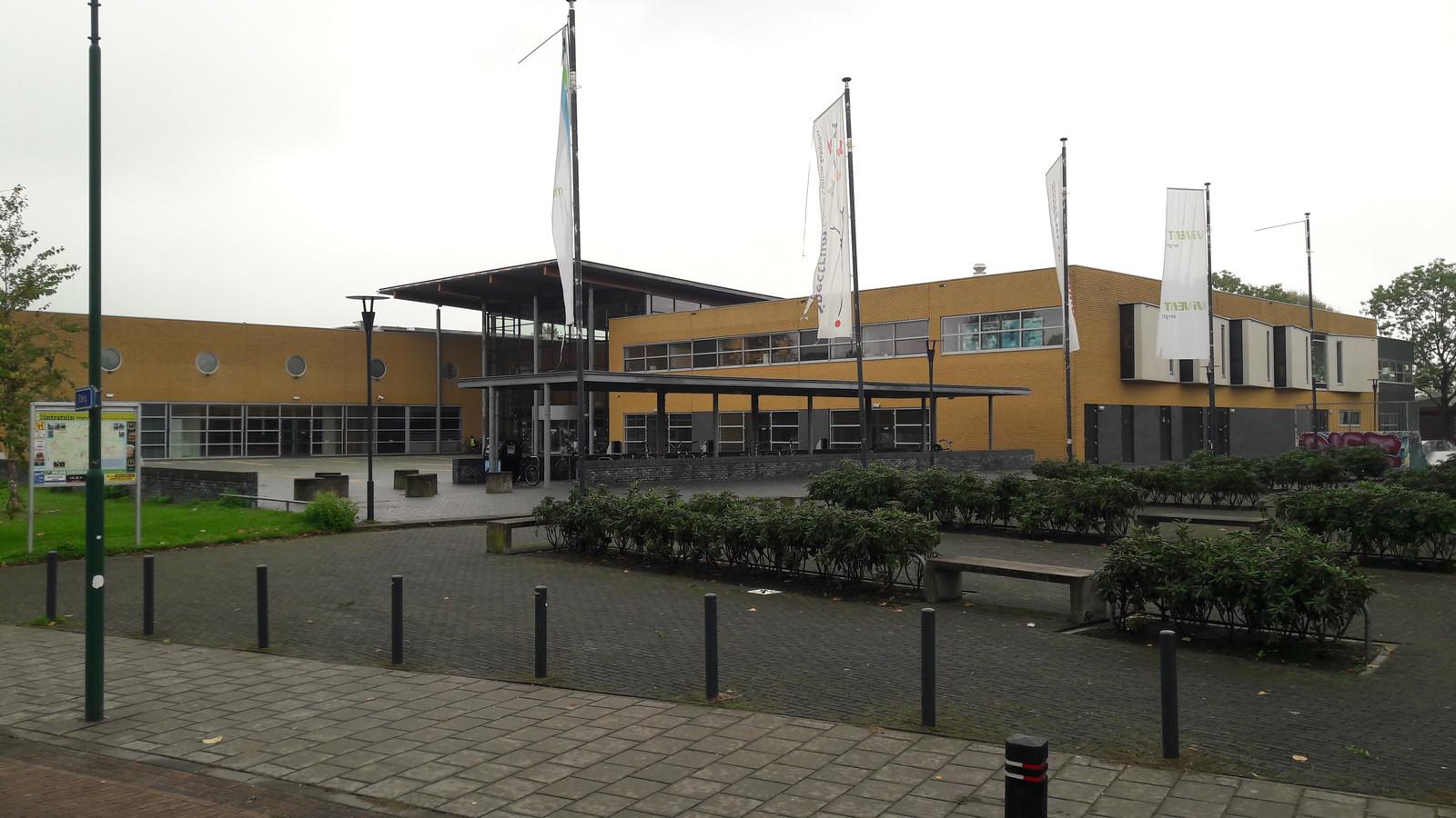 """'t Spectrum in Schijndel is volgens Antoon Buiting heel goed toegankelijk voor mensen met een beperking. ,,De invalidetoiletten zijn prima en je hebt er ook een geleidelijn voor blinden en slechtzienden."""""""