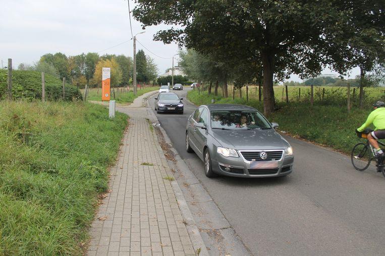 Sluipverkeer in de Kasterlindenstraat.