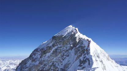 De Hillary Step, de beruchte laatste hindernis voor de top van de Mount Everest, is verdwenen