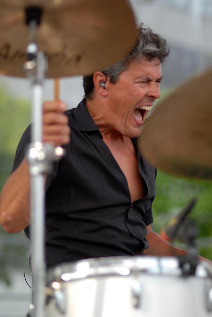 Paul Reijenga, drumschool Voorburg.