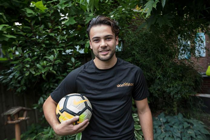 Gianni Steijnen uit Asten gaat studeren en voetballen in Ameria.