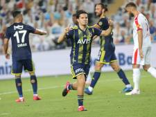 Kadioglu en Elia laten zich met goals gelden in Turkse competitie