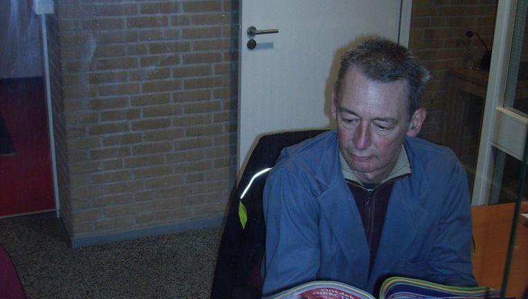 Peter de Smet in Muziekschool Noord, Amsterdam, op een foto uit 2009. Beeld .